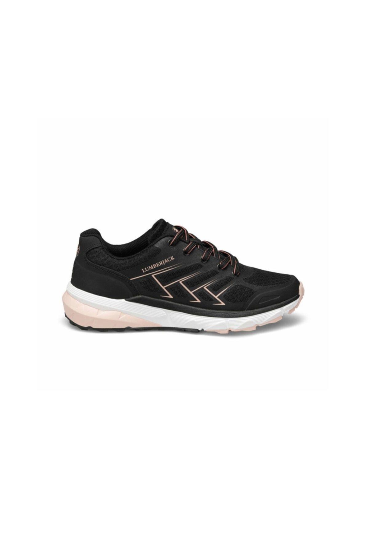 lumberjack BRAND Siyah Kadın Koşu Ayakkabısı 100485600 1