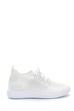 Derimod Kadın Beyaz Çorap Sneaker
