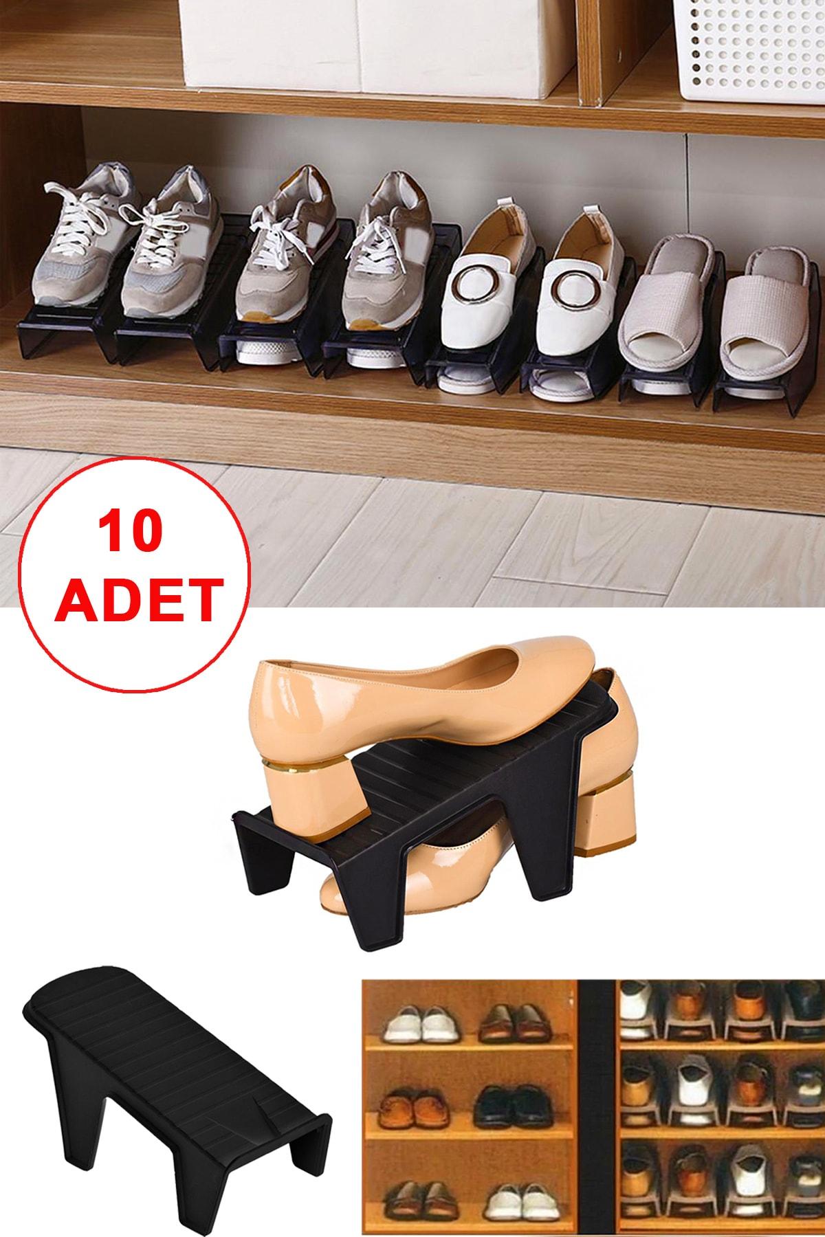 Helen's Home 10'lu Ayakkabı Rampası