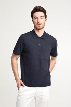 Kiğılı Erkek Lacivert Polo Yaka T-Shirt - Cdc01