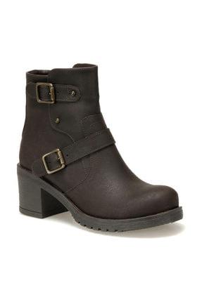 ART BELLA CW19032 Koyu Kahve Kadın Topuklu Ayakkabı 100440353