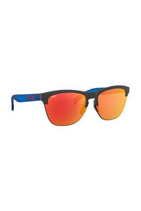 Oakley Frogskins Lite 9374-2763 Güneş Gözlüğü