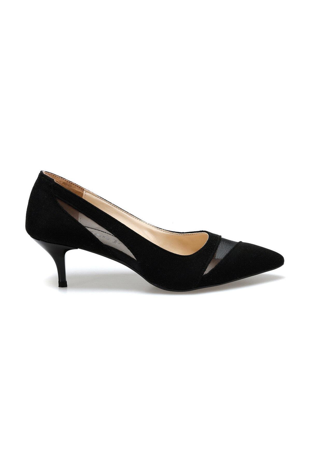 Miss F DS20042 Siyah Kadın Gova Ayakkabı 100517589 2