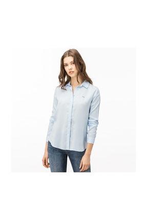 Lacoste Kadın Mavi Gömlek CF0914