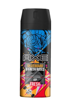 Axe Axe Kaykay&Taze Güller Deo 150 Ml