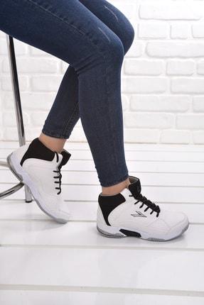 LIG 19.01.10 Basket Salon Unisex Beyaz Spor Ayakkabı