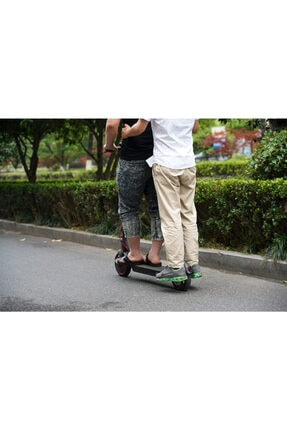 e-Scooter Markets E-scooter Paslanmaz Kaydırmaz Ekstra Yolcu Demir Ayak Pedalı - Arka Teker Xıaomı M356 Escooter