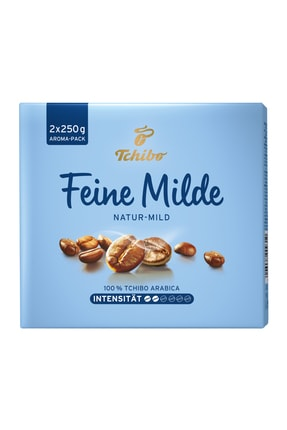 Tchibo Feine Milde Öğütülmüş Filtre Kahve 2X250  gr 1710