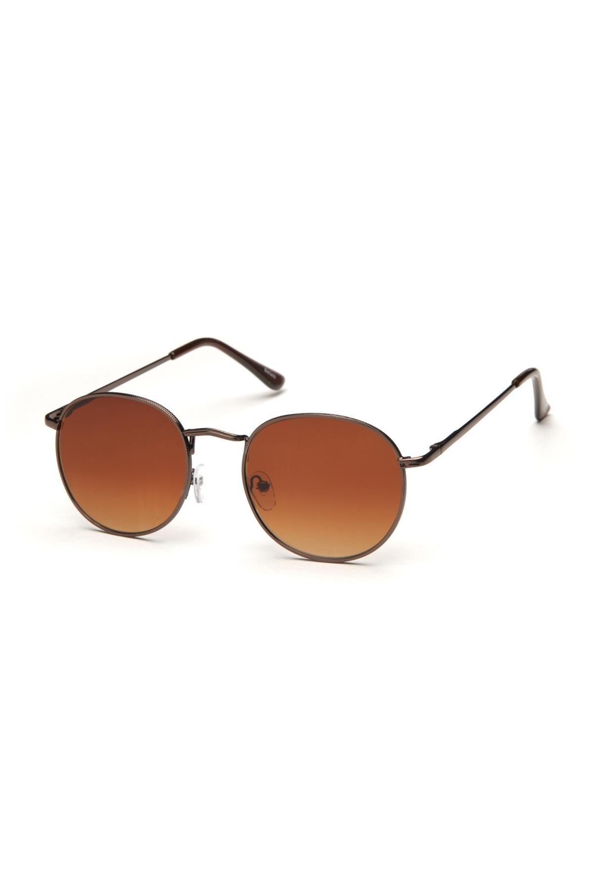 Di Caprio Unisex Yuvarlark Güneş Gözlüğü DH1568E