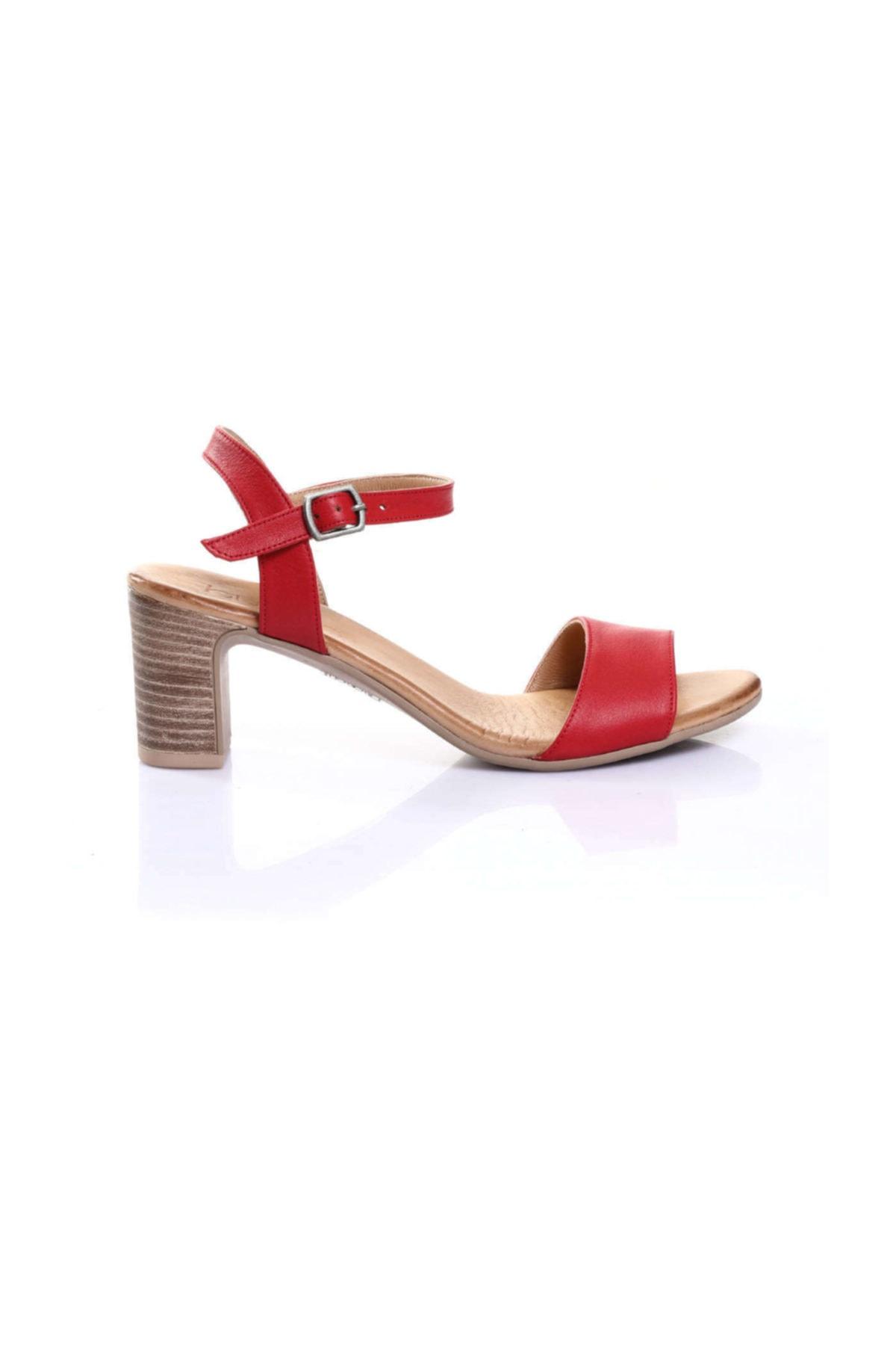BUENO Shoes Siyah Kadın Sandalet 9n1506 1