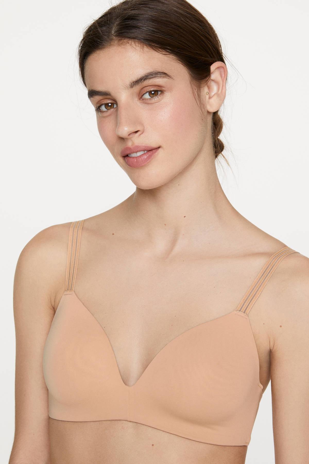 Oysho Kadın Ten Rengi Extra Comfort Mikro Sütyen
