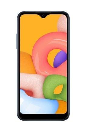 Samsung Galaxy A01 16GB Siyah Cep Telefonu (Samsung Türkiye Garantili)