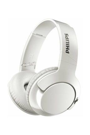 Philips SHB3175WT Mikrofonlu Kablosuz Kulak Üstü Kulaklık Beyaz