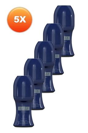 AVON Elite Gentleman Reserve Erkek Roll on 50 ml 5'li Set 5050000105552
