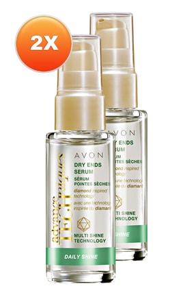 AVON Kuru Saç Ucu Onarıcı Serum 30 ml 2'li Set 5050000108379