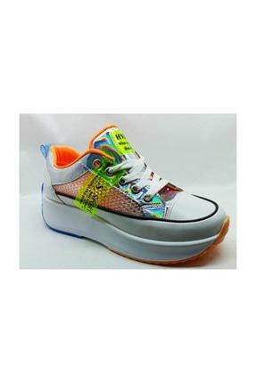 PUNTO Kadın Rahat Günlük Sneakers 431023