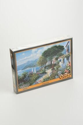 KESKİN COLOR Puzz 2000 Parça Puzzle Renkli Bahçe