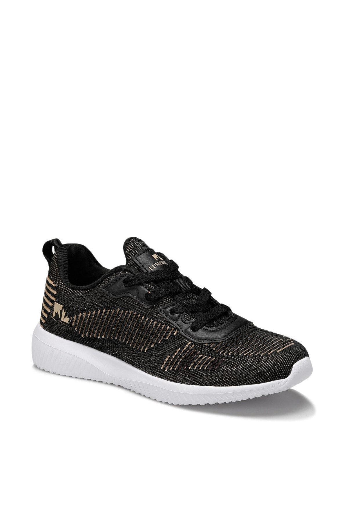 lumberjack CAROLINE Siyah Kadın Comfort Ayakkabı 100497018 1