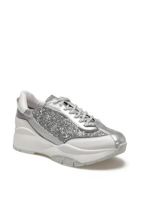 Butigo 20S-418 Gri Kadın Sneaker Ayakkabı 100517469
