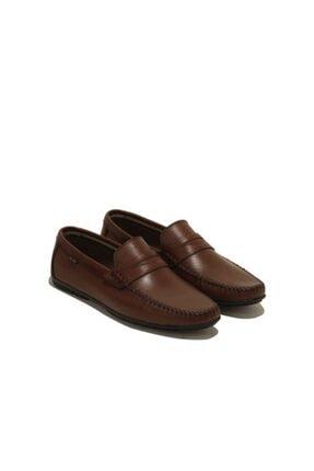MP Deri Kahverengi Yazlık Erkek Comfort Ayakkabı