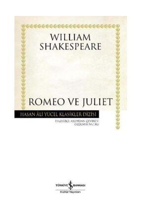 İş Bankası Kültür Yayınları Romeo Ve Juliet - Hasan Ali Yücel Klasikleri