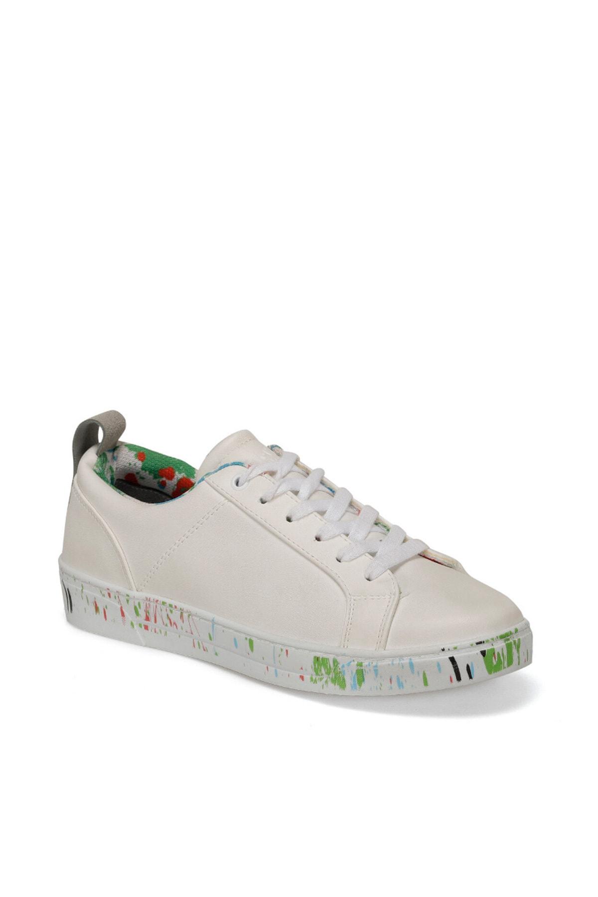 lumberjack VELLA 9FX Beyaz Kadın Sneaker Ayakkabı 100435863 1