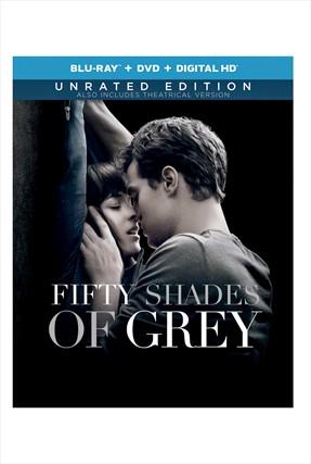 Blu-ray Grinin Elli Tonu-Fıfthy Shades Of Grey