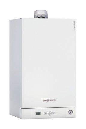 Viessmann Vitodens 50-W 20 kW ErP Hermetik Yoğuşmalı Kombi