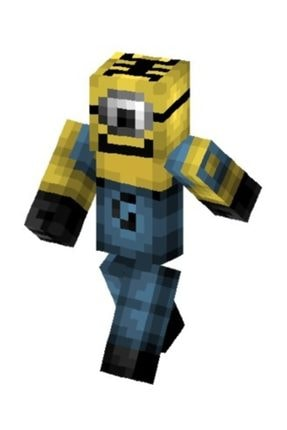 MRÇ Minecraft Micro Mınıons Me3  Figür