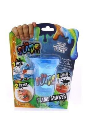 MEGA Mavi Slime Shaker Creepy Tekli Paket