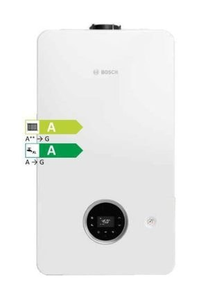 Bosch Condens 2200i W (erp) 24kw Yoğuşmalı Kombi Isıtmada 24 Kw (20.636 Kcal/h), Kullanım Suyunda 25
