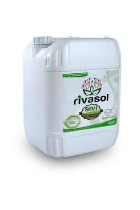 Rivasol 20 litre Organik Sıvı Solucan Gübresi Organik Gübre