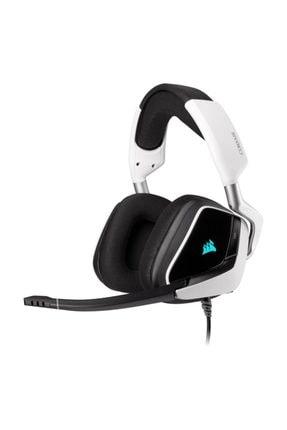 Corsair Void Rgb Elite Usb 7.1 Oyuncu Kulaklığı-beyaz