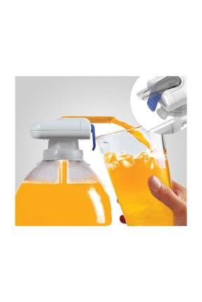 DİRİLİŞ Magic Tap 5 Litre Pilli Damacana Su Pompası Cam Şişe Pet Şişe Süt Meyve Suyu