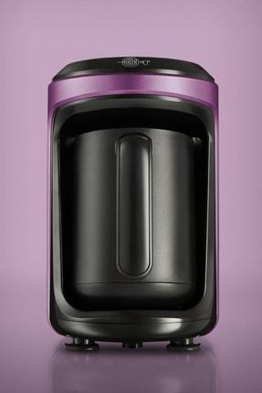 Karaca Hatır Hüp Türk Kahve Makinesi Glossy Violet