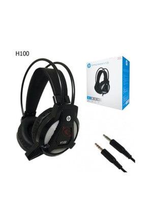 HP Gaming H100 Kulak Üstü Kablolu Mikrofonlu Kulakık