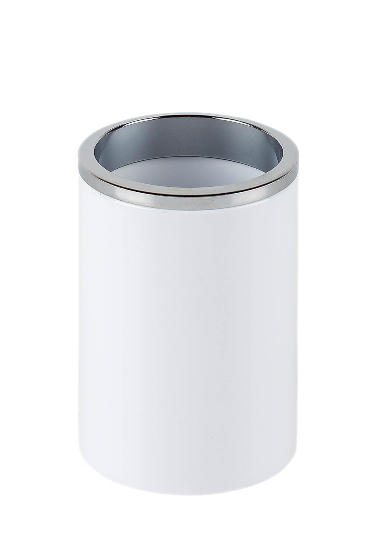 Prima Nova Lenox Diş Fırçalık Beyaz (E33) 1