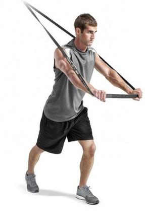 SKLZ Çoklu Egzersiz Direnç Bantları - Heavy - 6774