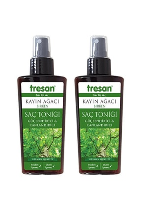 Tresan Kayın Ağacı güçlendirici Ve Canlandırıcı Saç Toniği 125 ml  x 2 Adet