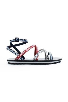 Tommy Hilfiger Kadın  Spor Sandalet