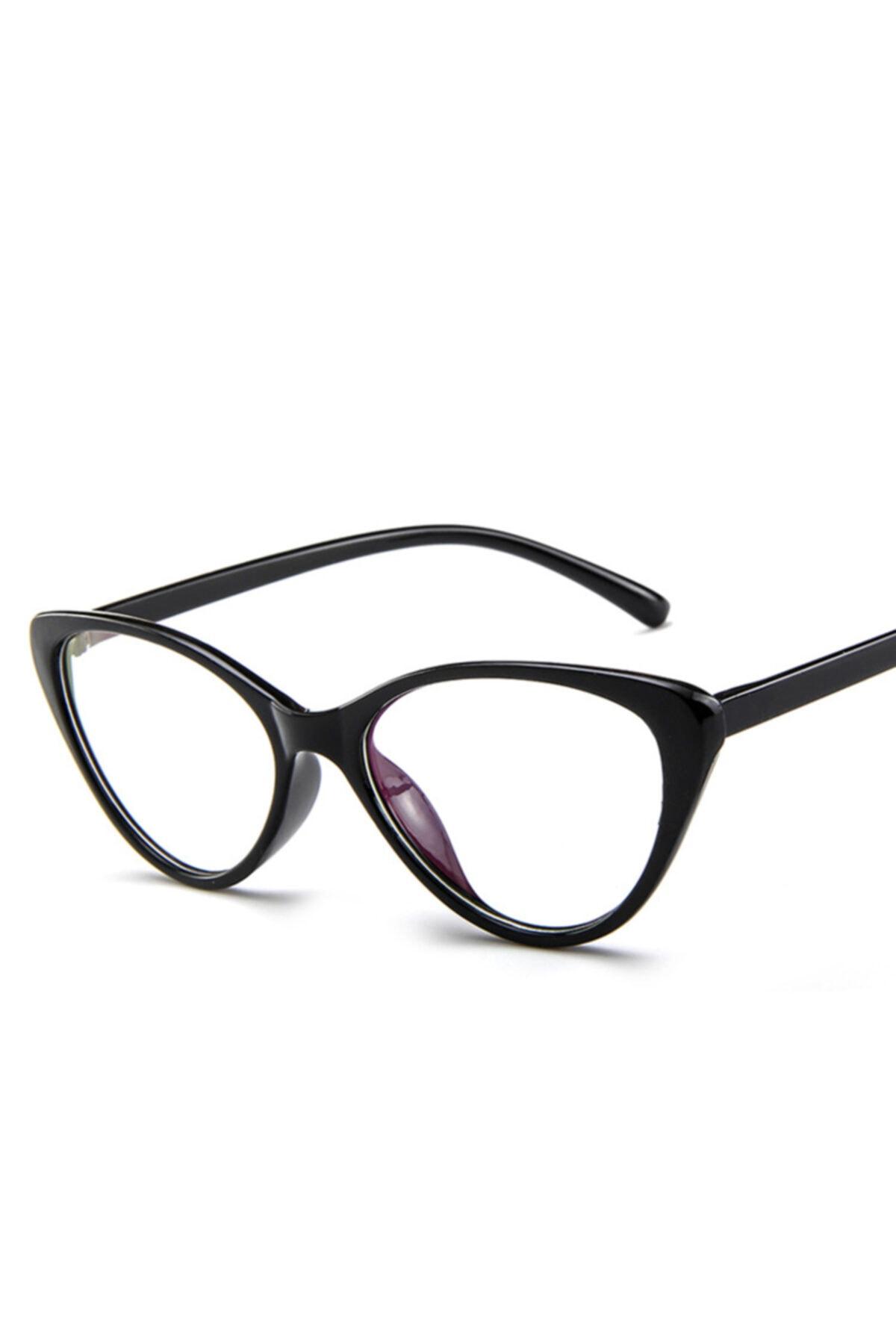 Müstesna Mavi Işık Blokeli Bilgisayar Ekran Koruma Gözlüğü Kadın Modelleri Koruyucu Iş Gözlük 1