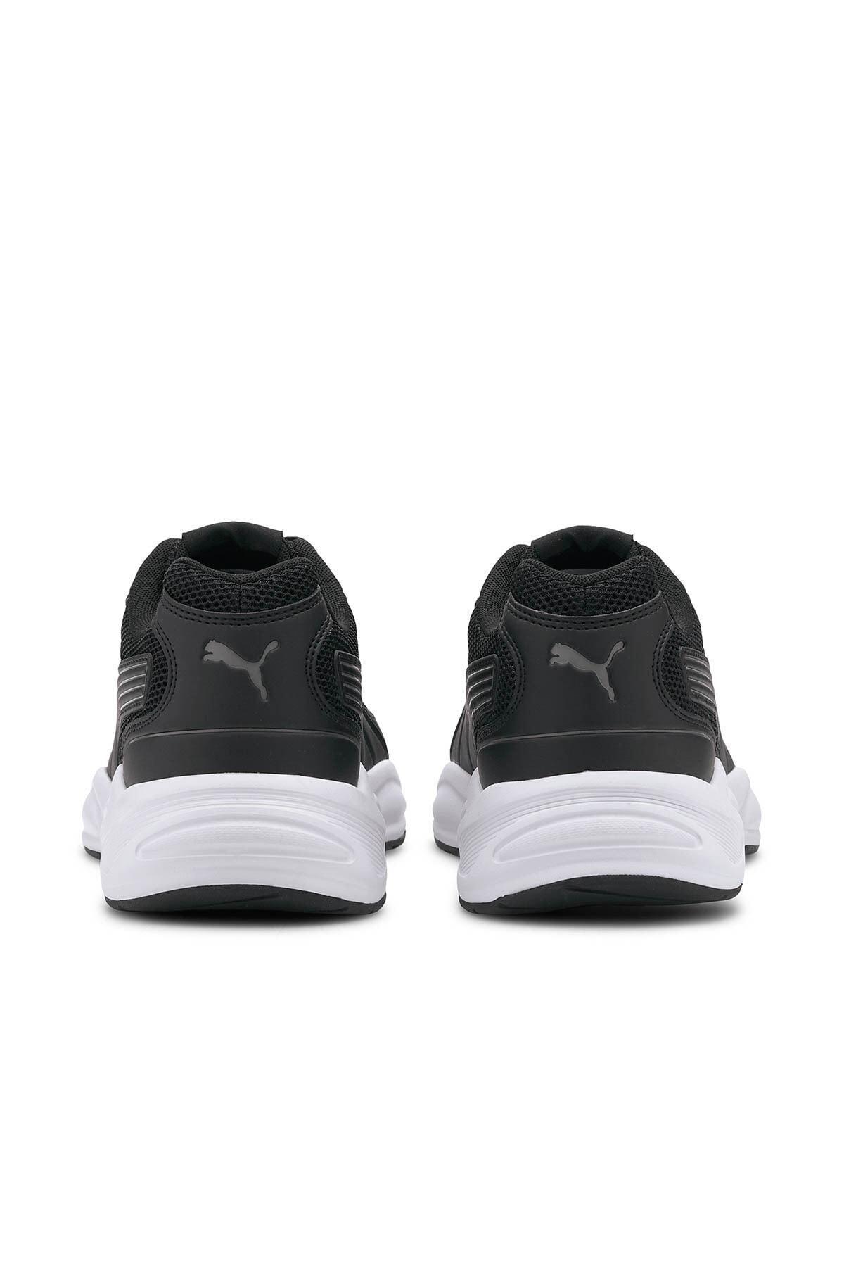 Puma 90S RUNNER NU WAVE Siyah Erkek Sneaker Ayakkabı 100649293 2
