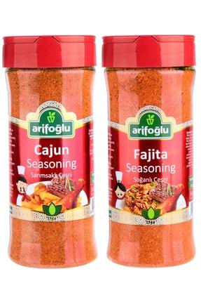 Arifoğlu Cajun Seasoning  230g + Fajita Seasoning 230g