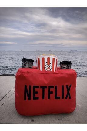 Derimed Netfilix Popcorn Yastık