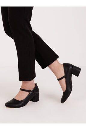 ayakkabıhavuzu Kadın  Topuklu Ayakkabı - Siyah