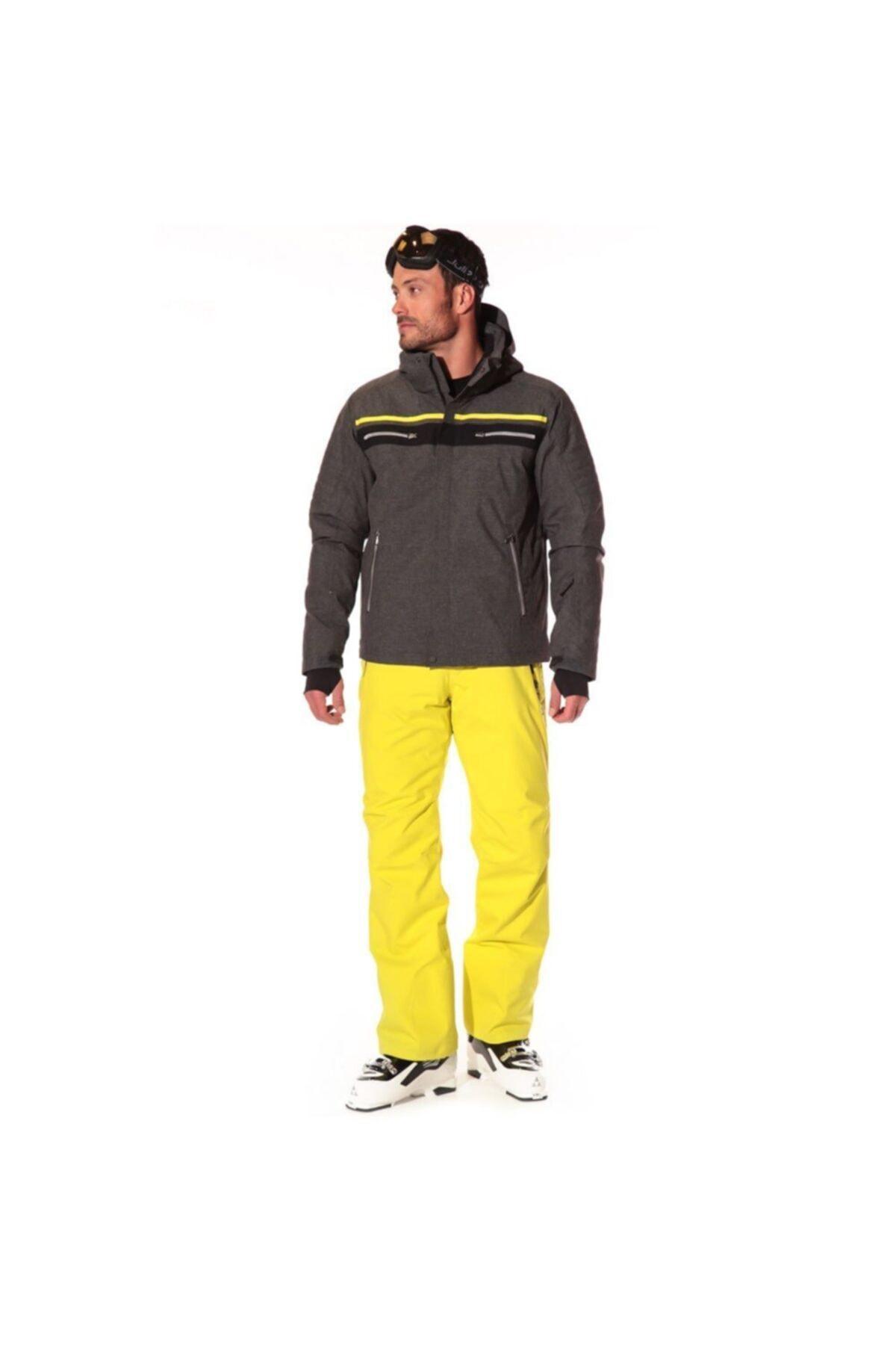 Sun Valley Erkek Kayak Pantolonu Sarı 2