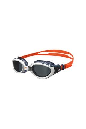 SPEEDO Fut Bıofuse Fseal Trı Au Oran Smoke Yüzücü Gözlüğü