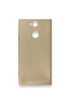Sunix Sony Xperia Xa2 Yumuşak Kılıf -gold
