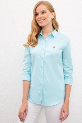 U.S. Polo Assn. Aqua Kadın Yetişkin Gömlek G082Sz004.000.742372