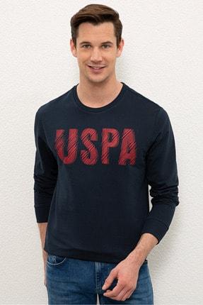 U.S. Polo Assn. Lacıvert Erkek Sweatshirt G081SZ082.000.1219202